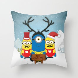 We Are Brother Throw Pillow