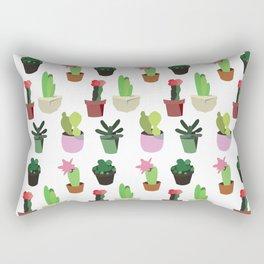 lovely cactus Rectangular Pillow