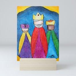 3 KINGS - The Magi Mini Art Print