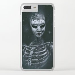 Empty Space Clear iPhone Case