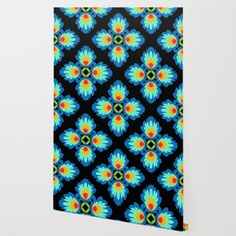 Folklore Rythmes Kaleidoscope Wallpaper