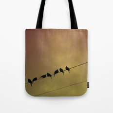 Watching You Tote Bag