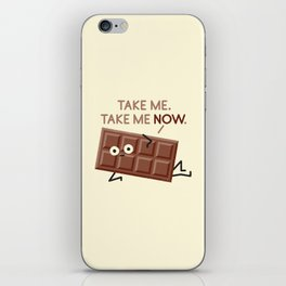 Sweet Talk iPhone Skin