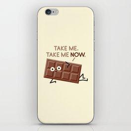 Sweet Talk iPhone Skin