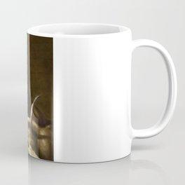 Mouthface Coffee Mug