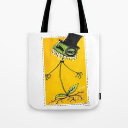 Fly Trap Tote Bag