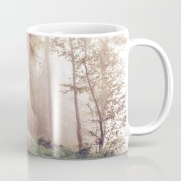 Misty Autumn Day Coffee Mug