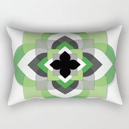 Aro Flower Rectangular Pillow