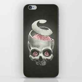 Open Your Mind! iPhone Skin