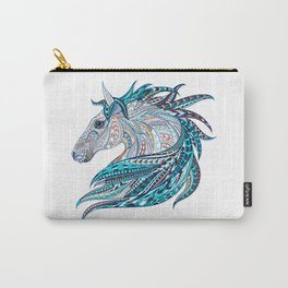 Horse Design Carry-All Pouch