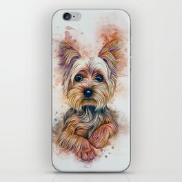 Yorkshire Terrier iPhone Skin