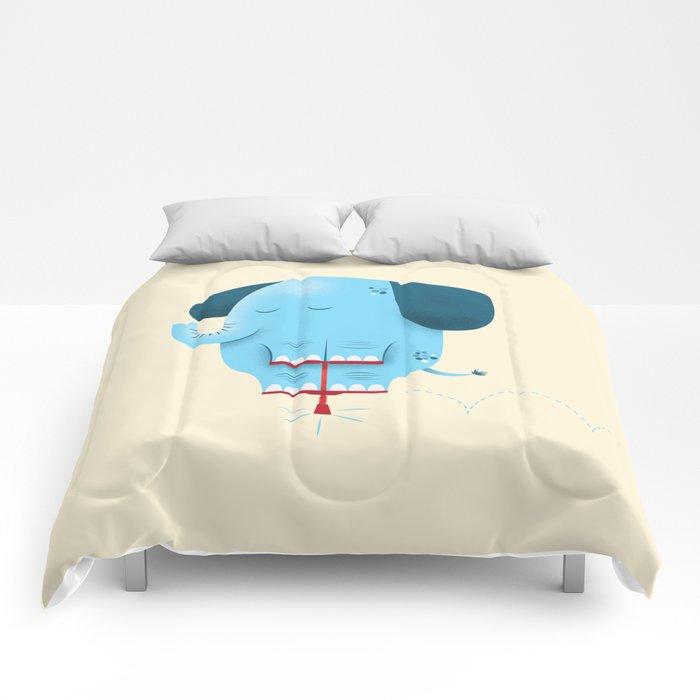 Pogolephant Comforters