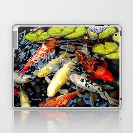 Koi & Waterlilies Laptop & iPad Skin