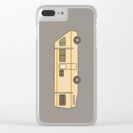 Breaking Bad RV Clear iPhone Case