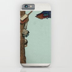 Bird House Slim Case iPhone 6s