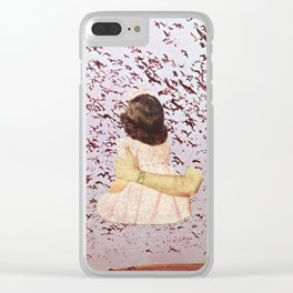Away Clear iPhone Case
