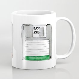 Floppy disks Coffee Mug