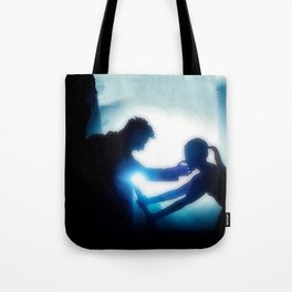 The Broken One (Burying The Hatchet) Tote Bag