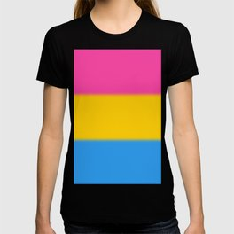 Pansexual Pride Flag v2 T-shirt
