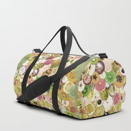 Fruit Madness (All The Fruits) Vintage Duffle Bag