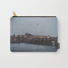 Charles Bridge, Prague  Carry-All Pouch