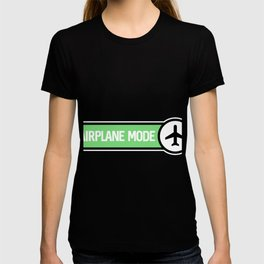 Airplane Mode On Vacation design, Travel graphic, Vacation Tee T-shirt