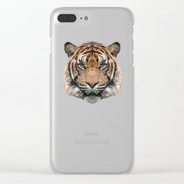Tigger Clear iPhone Case