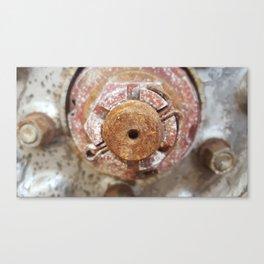 Wheelies Canvas Print