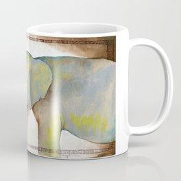 """""""La mujer y el elefante nunca olvidan"""" ~ """"Women and elephants never forget"""" Coffee Mug"""