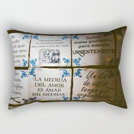 Souvenirs Rectangular Pillow
