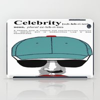 celebrity iPad Cases featuring Celebrity by jt7art&design