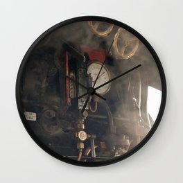 Age of Steam 4 Wall Clock