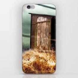The Shed iPhone Skin