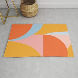 Shape and Color 54 Rug