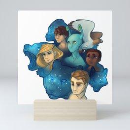 Animorphs Mini Art Print