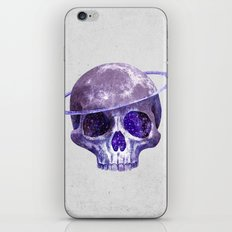 Cosmic Skull iPhone & iPod Skin