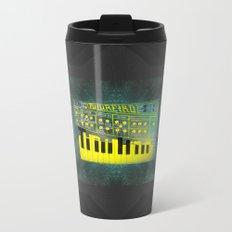 Futuretro Space Metal Travel Mug