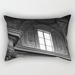 Window Detail Rectangular Pillow