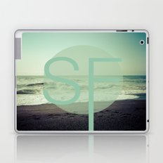 OCEAN BEACH Laptop & iPad Skin