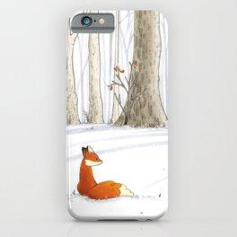 Redfox iPhone Case