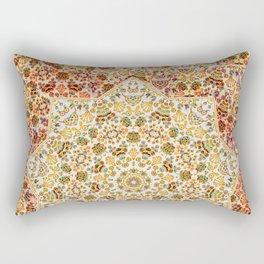 Peasant Whims Rectangular Pillow