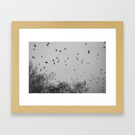 What Things May Come Framed Art Print