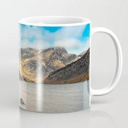 Ogwen Lake Snowdonia Coffee Mug