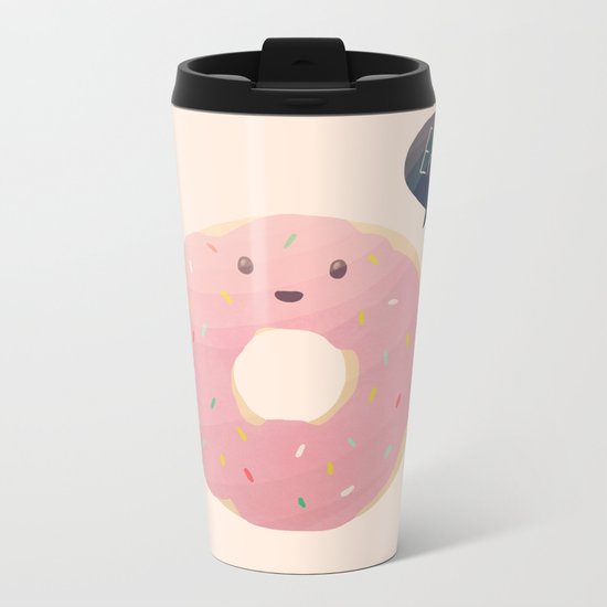 Eat Me Metal Travel Mug