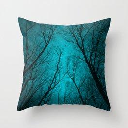 Endure the Darkness Throw Pillow