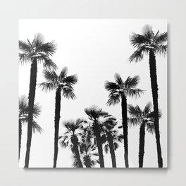 Tropical Palm Trees Dream #2 #tropic #decor #art #society6 Metal Print
