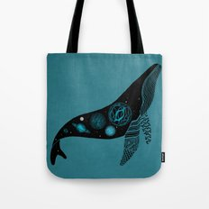 Whale Soul & the Galactic Tour Tote Bag