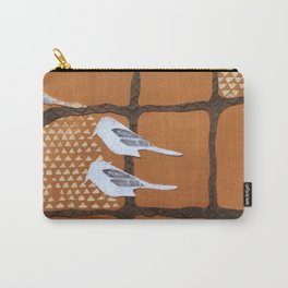 Triangle Carry-All Pouch