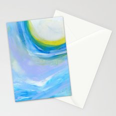 Winter High Stationery Cards