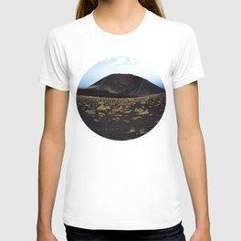 Mount Etna Sicily T-shirt